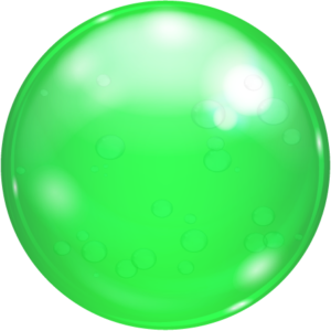 Bubble_Green@Galaxy_S45_Res