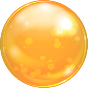 Bubble_Orange@Galaxy_S45_Res