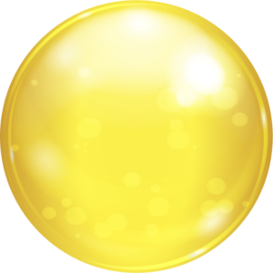 Bubble_Yellow_Medium@Galaxy_S45_Res